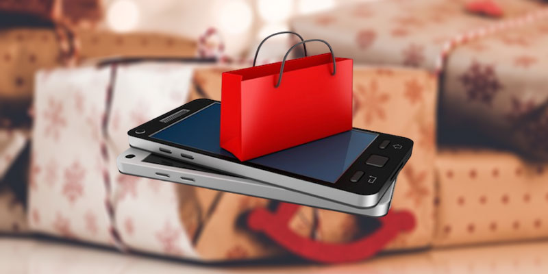 Unwrapping Mobile Shopping Habits (2016 Holiday Edition) [Infographic]